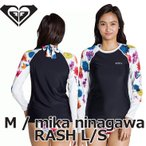 M/MIKA NINAGAWA RASH L/S RLY182002