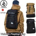 ショッピングボルコム ボルコム リュック  volcom Flaptop bag メンズ  D65318JB