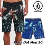 ショッピングボルコム ボルコム サーフパンツ Flora Dot Mod 20 メンズ 海パン ボードショーツ 水着 Volcom メール便可
