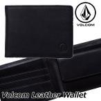ショッピングボルコム ボルコム 財布 volcom メンズ Volcom Leather Wallet レザーウォレット VOLCOM 二つ折り 革 メール便不可