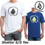 ショッピングボルコム ボルコム tシャツ volcom メンズ Shatter S/S Tee 2018 春夏半袖 半そで VOLCOM Mens  メール便可
