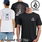 ショッピングボルコム ボルコム tシャツ volcom メンズ Fridazed S/S Tee 2018 春夏半袖 半そで VOLCOM Mens  メール便可