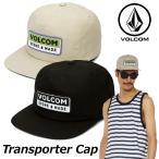 ショッピングボルコム ボルコム キャップ volcom メンズ Transporter Cap スナップバック VOLCOM  帽子 メール便不可