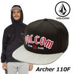 ショッピングボルコム ボルコム キャップ volcom メンズ Archer 110F スナップバック VOLCOM  帽子 メール便不可