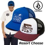 ショッピングボルコム ボルコム キャップ volcom メンズ Resort Cheese メッシュ スナップバック VOLCOM  帽子 メール便不可