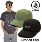 ショッピングボルコム ボルコム キャップ volcom メンズ Stencil Cap ストラップバック VOLCOM  帽子 メール便不可