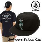 ショッピングボルコム ボルコム キャップ volcom メンズ Swingers Saloon Cap スナップバック VOLCOM  帽子 メール便不可
