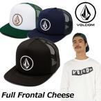 ショッピングボルコム ボルコム キャップ volcom メンズ Full Frontal Cheese メッシュ スナップバック VOLCOM  帽子 メール便不可