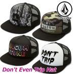 ショッピングボルコム ボルコム キャップ volcom レディース Don't Even Trip Hat スナップバック CAP 帽子 メール便不可