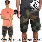 ショッピングボルコム ボルコム ハーフパンツ メンズ カーゴパンツ Vsm Stranger Cargo Short volcom 短パン メール便不可