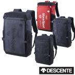 デサント リュック (DESCENTE )  スクエアバッグS DMAOJA72 MOVE sports (19FW)通学 部活 スポーツ バッグ  リュック