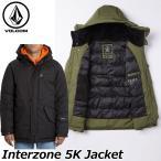 ステッカープレゼント ボルコム VOLCOM メンズInterzone 5K Jacket ジャケット A1731912 ship1