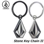 volcom ボルコム キーホルダー Stone Key Chain 2  D67318JD【返品種別OUTLET】