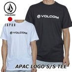 volcom ボルコム tシャツ メンズ APAC LOGO S/S TEE 半袖 JapanLimited AF3219G0 【返品種別OUTLET】