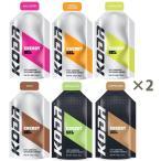 SHOTZ ショッツ エナジージェル 各味2個計 12個 セット エネルギー持続性が高い 持久系スポーツ トライアスロン トレラン マラソン 補給食