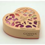 ゴディバ(GODIVA)、クールイコニックシングル(6粒)、リミテッドバージョン、ハート型チョコ