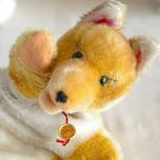 #M10 ドイツ製 Teddy Hermann ハーマン きつねのパペット おもちゃ ビンテージ雑貨 アンティーク ぬいぐるみ レトロ