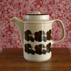 アラビア ルイージャ コーヒーポット ARABIA FINLAND Ruija #161108 北欧 アンティーク ビンテージ 食器 陶器