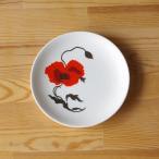 スージークーパー ひなげし花柄 コーンポピー デザートプレート 17cm ケーキ皿 #180529-1,2