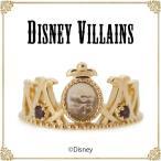 ディズニー 指輪 Disney ヴィランズ VILLAINS 女王 ウィックド・ウィッチ 白雪姫 / シルバー ジュエリー アクセサリー レディース リング disney_y