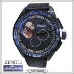 ゼニス ZENITH エル・プリメロ クロノマスター1969トリビュート・トゥ・ザ・ローリング ストーンズ 1000本限定モデル チタン