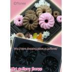 Lovely Sweets ドーナツ フレンチクルーラー Lサイズ (樹脂粘土用型抜き)