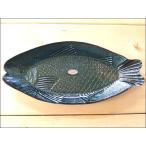 TOSSDICE トスダイス フィッシュガラストレイ (L) FISH GLASS TRAY 皿 食器 ガラス 魚 サカナ キッチン