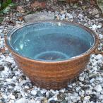 睡蓮鉢 RF005-S 茶(小)の画像