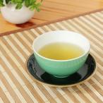 緑 丸煎茶        和食器 湯呑み カップ 軽量 アウトレット 伏せ焼 日本製