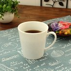 白磁 コーヒーカップ (洋食器 カッ�