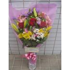Yahoo!フラワーハウス・シモン花束 誕生日 お祝い お供え 3,000円 激安花束