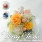 ショッピングプリザーブドフラワー 花 贈り物 プリザーブドフラワープレゼント プリザーブドフラワー ギフト クラッシードーム