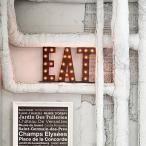 EAT SIGN STAND LAMP (イートサイン スタンド ランプ) AW-0401V 【送料無料】 【ポイント10倍】 【AWS】