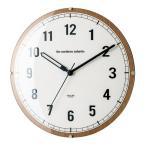 ■ EINMAL WALL CLOCK WHITE (アインマール ウォール クロック ホワイト) CL-2957WH 【送料無料】 【ポイント5倍】