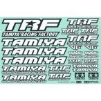 TRFステッカーC タミヤ 42164