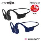 AfterShokz Xtrainerz 骨伝導 ワイヤレス ヘッドホン 4GB ストレージ 29g 正規輸入品 送料無料