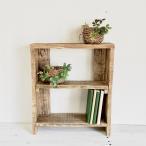 シェルフS 木製シェルフ リサイクルウッド