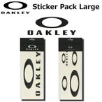 OAKLEY オークリー ステッカー Sticker Pack Large [4] ロゴ 5枚SET