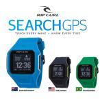 代引料無料 Rip Curl リップカール 腕時計 Search GPS サーチGPS GPSウォッチ GPS メンズ レディース 防水腕時計 [A01-001] 日本正規品
