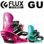 18-19 FLUX BINDING フラックス ビンディング [GU ジーユー] レディース バインディング WOMENS series 日本正規品