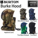 ショッピングBURTON 17-18 BURTON バートン BURKE HOOD フードウォーマー ネックウォーマー 帽子 スノーボード 正規品