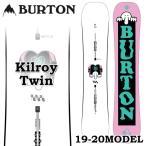[在庫限りfollows特別価格] 送料無料 19-20 BURTON バートン KILROY TWIN キルロイツイン 148cm 152cm メンズ スノーボード 日本正規品 2019 2020