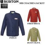 17-18 BURTON バートン スノーボード ウェア COACHES JACKET コーチ ジャケット メンズ