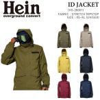 16-17 Hein スノーボードウェア ID JACKET [HS-27001] ヘイン ジャケット ユニセックス スノーウエア