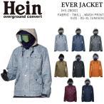 16-17 Hein スノーボードウェア EVER JACKET [HS-27002] ヘイン ジャケット ユニセックス スノーウエア
