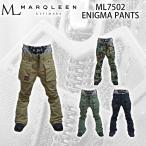 16-17 MARQLEEN スノーボードウェア ENIGMA PANTS [ML6502] ユニセックス マークリーン エニグマパンツ