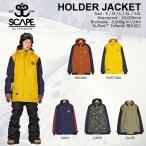 16-17 SCAPE HOLDER JACKET ホルダージャケット メンズ エスケープ スノーボード ジャケット スノーウェア