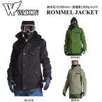 16-17 WACON ROMMEL JACKET ワコン スノーボードウェア ジャケット ウェア