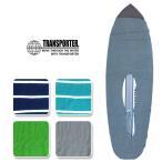 ショッピングサーフ レトロミニケース 6'0 TRANSPORTER トランスポーター RETRO MINI CASE サーフボードケース ハードケース