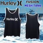 [現品限り特別価格] 2017 Hurley ハーレー ラッシュガード メンズ FUSION MESH TANK [MZRFMT17] ノースリーブ サーフィン マリンスポーツ用 mens rash